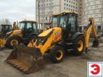 Услуги аренды трактора  экскаватора-погрузчика JCB 3 CX