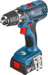 Дрель-шуруповерт аккумуляторная Bosch GSR 14,4-2-LI Plus Professional 06019E6020