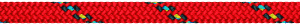 трос Liros V-Force 10мм (Германия) (вектран в оплетке из полиэстра)