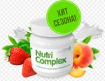 NutriComplex (НутриКомплекс) для обмена веществ: отзыв врача