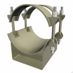 Опора трубопроводов ОСТ 36-146-88