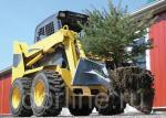 Лопата-ковш для выкопки кустарников на трактор МТЗ