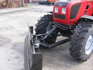 Экскаватор-бульдозер ЭО-2621 на базе трактора 92