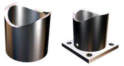 Опо ра трубчатая  крутоизогнутых  отводов 219 - 08 ОСТ 34 - 10 - 622