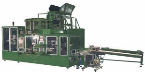 Автоматическая высокоскоростная упаковочная линия для металлических и пластиковых деталей