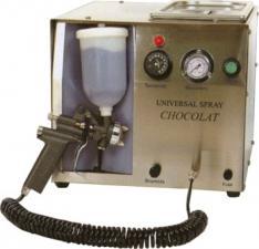 Разбрызгиватель шоколада и шоколадной глазури SV и CV