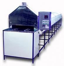 МХПКМ-4 печь кондитерская модульная