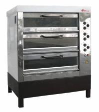 Хлебопекарная ярусная печь ХПЭ-750\3С
