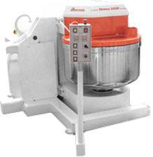 ПРИМА-300Р тестомесильная машина со встроенным гидравлическим опрокидывателем