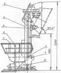 А2-ХП2Д Дежеопрокидыватель (для дежи 330 л)