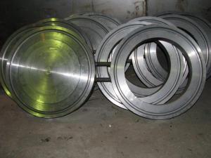 Заглушка (Обтюратор) DN 50 PN 2,5 МПа; 09Г2С, фл. по ГОСТ 33259-15 исп. 11, тип Е (отв. фл. - тип F)