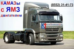 В продаже машины Камаз 65116 тягач и другие с двс Ямз 238 М2
