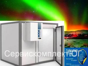 Камера холодильная КХН 6.61    80 мм