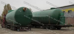 Масло- бензоуловитель (нефтеловушка)