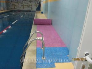 Модульное покрытие для бассейнов