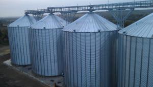 Элеваторы, зерноочистительные комплексы