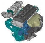 Двигатель ЗМЗ-40524 Евро 4