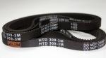 Зубчатый ремень HTD 225 3M 9 mm
