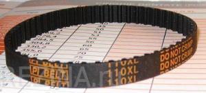 Зубчатый ремень 106 XL 037