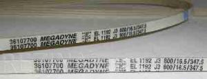 Поликлиновой ремень EL 1217 J4 EL