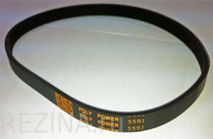 Поликлиновой ремень 508 PJ12