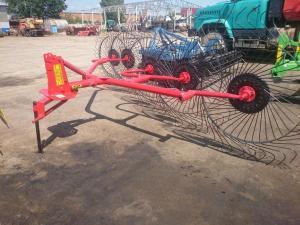 Грабли-ворошилки Турция навесные 4-5 колес