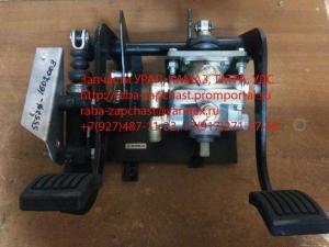 Педальный механизм Урал 63704 5557Ф-1602003
