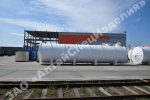 Резервуары цилиндрические стальные