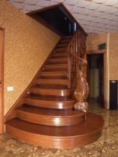 Дубовые лестницы