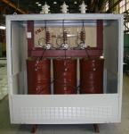 Сухие распределительные трансформаторы типов ТС и ТСЗ до 1600кВА включительно