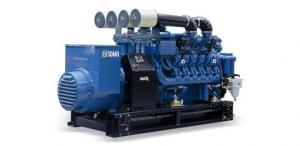 Дизельные электростанции SDMO из Франции