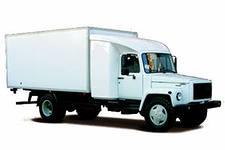 ГАЗ-3309 кабина со спальным местом