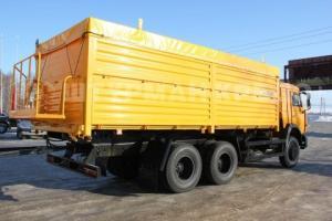 Камаз 68901 зерновоз бортовой автопоезд в федеральный лизинг аванс от 20%