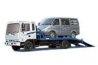 Эвакуатор Hyundai HD-120 с ломаной платформой