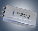 Цифровой осциллограф-приставка к персональному компьютеру Hantek DSO-2090