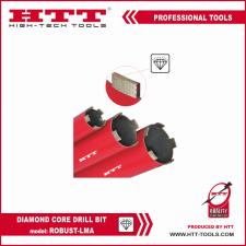 Алмазная туннельная коронка тип ROBUST-LMA HTT-tools