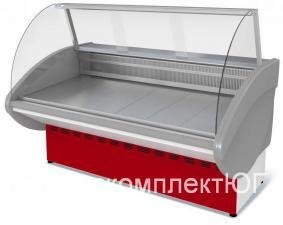 Холодильная витрина Илеть ВХСн-1,2       -5...+5 C°
