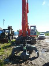 Экскаватор перегружатель металлолома Ковровец ЭО 4225А-06