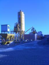 Бетонный завод HZS30 по наличию на складе