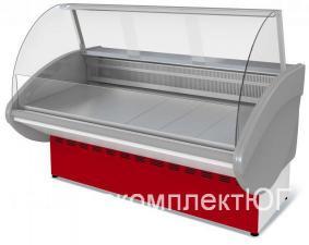 Холодильная витрина Илеть ВХСн-2,4    -5...+5 C°