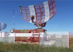 Радиопрозрачное заграждение