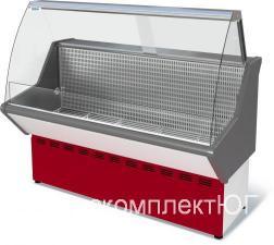 Холодильная витрина Нова ВХН-1,8    -13 C°