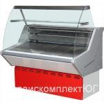 Холодильная витрина Нова ВХС-1,2    0…+7 C°