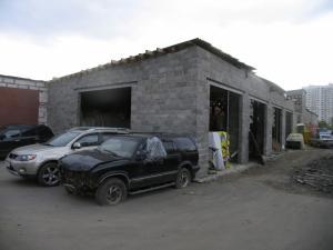 Продаётся автосервис 410 м на м Университет.