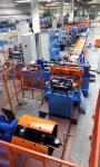 Оборудование для производства металлопрофилей, штамповки, перфорации, резки рулонного металла, Россия, гарантия, сервис!