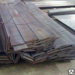 Полоса стальная 50*4 мм L = 6 м. сталь 3