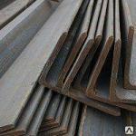 Уголок стальной 80*80*6 мм сталь 3сп