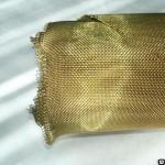 Сетка латунная ГОСТ 6613-86 полутомпаковая ячейка 0,8мм d=0,30мм