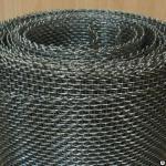 Сетка сварная нержавеющая 100х100 d=4 мм ГОСТ 23279-85