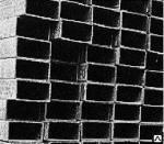 Труба алюминиевая профильная 45х30х4х4000 мм ТУ 1-801-174-12 АМГ6М